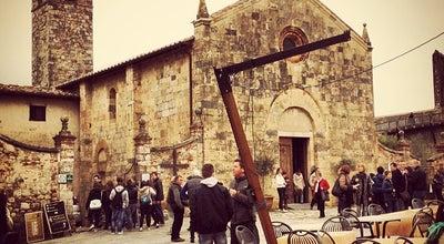 Photo of City Monteriggioni at Monteriggioni, Italy