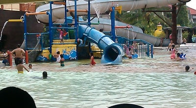 Photo of Water Park Water Fun at Plaza Marina, Surabaya 60238, Indonesia