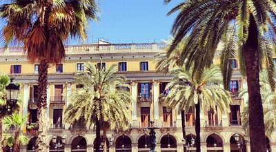 Photo of Plaza Plaça Reial at Plaça Reial, Barcelona 08002, Spain