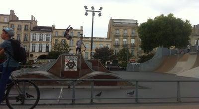 Photo of Skate Park Skateparc des Chartrons at 106 Quai Des Chartrons, Bordeaux 33000, France