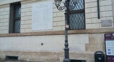 Photo of Historic Site Palazzo Thiene at Contrà San Gaetano Da Thiene, 11, Vicenza 36100, Italy