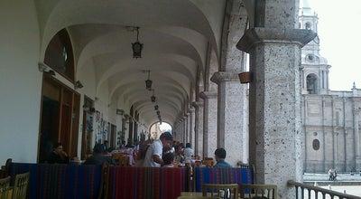 Photo of Breakfast Spot La Bóveda at Portal De San Agustín 129, Plaza De Armas, Arequipa, Peru