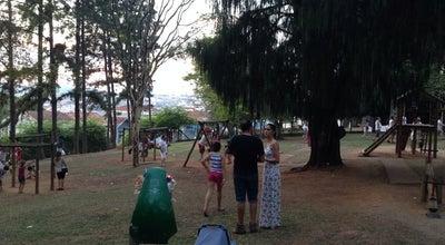 Photo of Park Jardim Público at Bragança Paulista, Brazil