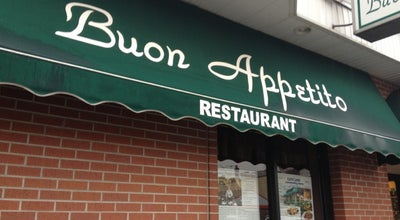 Photo of Italian Restaurant Buon Appetito at 906 Broadway, Bayonne, NJ 07002, United States