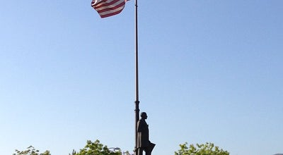 Photo of Monument / Landmark Dr. David Burbank Statue at 1075 West Burbank Blvd, Burbank, CA 91505, United States