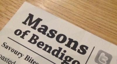 Photo of Australian Restaurant Masons of Bendigo at 25 Queen Street, Bendigo, VIC, Vi 3550, Australia