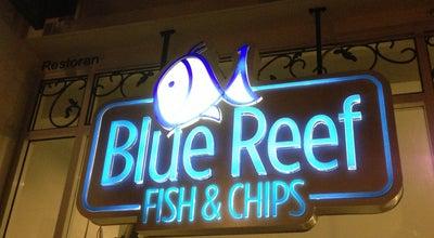 Photo of Fish and Chips Shop Blue Reef Fish & Chips at Straits Quay, Tanjung Tokong 10470, Malaysia