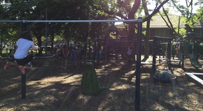 Photo of Dog Run Hamlin Park at 3035 N Hoyne Ave, Chicago, IL 60618, United States