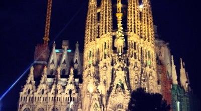 Photo of Plaza Plaça de Gaudí at Plaça De Gaudí, Barcelona, Spain