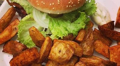 Photo of Burger Joint Room 77 at Graefestr. 77, Berlin 10967, Germany
