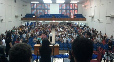 Photo of Church Igreja Evangelica Assembleia de Deus at Av. Fernando Machado 870 D, Chapeco, Brazil