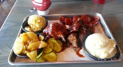 Photo of BBQ Joint Real Urban Barbecue at 1260 S Milwaukee Ave, Vernon Hills, IL 60061, United States