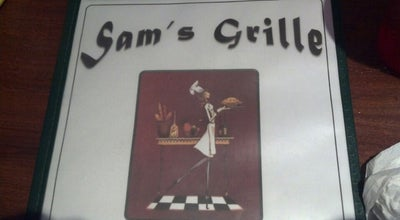 Photo of Cajun / Creole Restaurant Sam's Grille at 614 Indian Trail Rd S, Indian Trail, NC 28079, United States