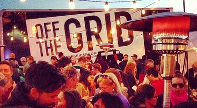 Photo of Street Food Gathering Off the Grid: Fort Mason Center at Parking, San Francisco, CA 94123, United States