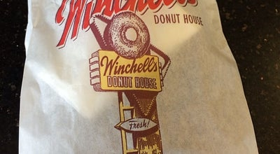 Photo of Donut Shop Winchell's at Compton, CA, United States