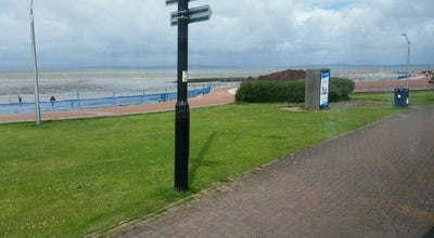 Photo of Beach Morecambe beach at Morecambe LA4 5AQ, United Kingdom