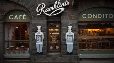 Photo of Bakery Ramklints Café & Conditori at Mårtenstorget 10, Lund 223 51, Sweden