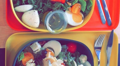Photo of Salad Place WOW - salads & more at Jozef Vandaeleplein 2, Kortrijk 8500, Belgium