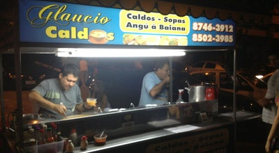 Photo of Food Truck Gláucio Caldos at Rua Dr. Américo Oberlander, Niterói, Brazil