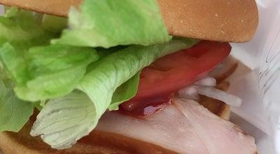 Photo of Fast Food Restaurant モスバーガー イオンモール旭川駅前店 at 宮下通7-2-5, 旭川市 070-0030, Japan