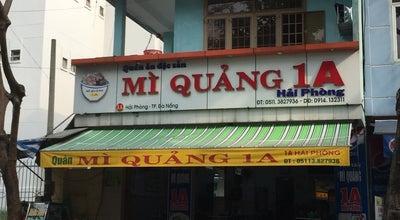 Photo of Ramen / Noodle House Mỳ Quảng 1A Hải Phòng at 1a Hải Phòng, Da Nang, Vietnam