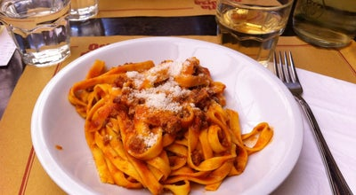 Photo of Italian Restaurant Osteria dell'Orsa at Via Mentana, 1, Bologna 40126, Italy