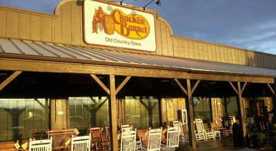 Photo of American Restaurant Cracker Barrel Old Country Store at 1736 Convention Center Dr I-15 & Bluff Road, Saint George, UT 84790, United States