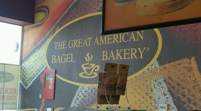 Photo of Bagel Shop The Great American Bagel Bakery at Qatar