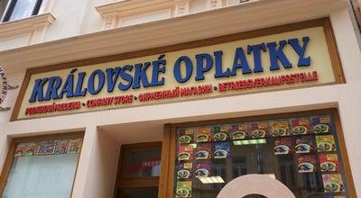 Photo of Candy Store Karlovarské oplatky at T.g. Masaryka, Karlovy Vary, Czech Republic