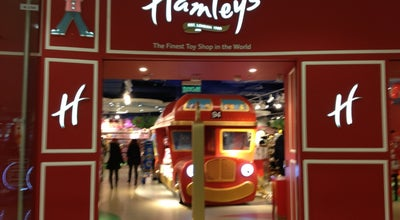 Photo of Toy / Game Store Hamleys at Трц «европейский», Москва, Russia