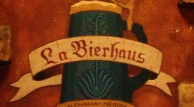 Photo of Bar La Bierhaus at Calle 23 #93, Mérida, Mexico