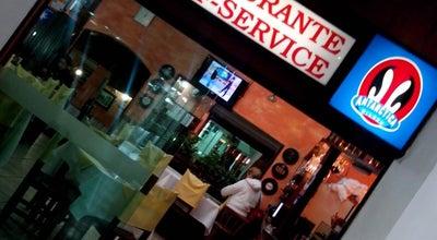 Photo of Brazilian Restaurant Restaurante e Lanchonete Portal 127 at Rua Do Comércio, 127, Ribeirão Pires, Brazil