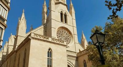 Photo of Church Església de Santa Eulàlia at Plaça De Santa Eulàlia, 2, Palma 07001, Spain