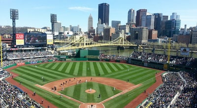 Photo of Baseball Stadium PNC Park at 115 Federal Street, Pittsburgh, PA 15212, United States