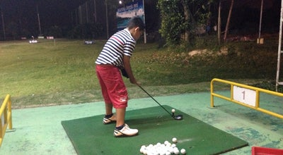 Photo of Golf Course Vag Vag Driving Range at ตรงข้ามศูนย์ราชการ, Noen Phra, Thailand