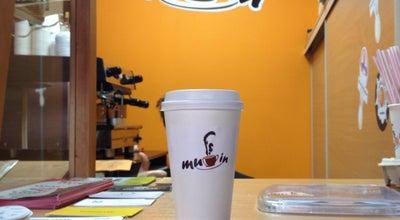 Photo of Coffee Shop Muffin Coffee at Ул. Хохрякова, 72, Екатеринбург 620014, Russia