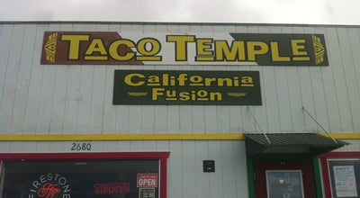 Photo of Mexican Restaurant Taco Temple at 2680 Main St, Morro Bay, CA 93442, United States