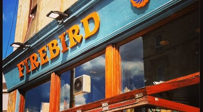 Photo of Pizza Place Firebird Bar & Restaurant at 1321 Argyle Street, Glasgow G3 8AB, United Kingdom
