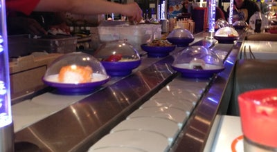 Photo of Sushi Restaurant YO! Sushi at 79 Gunwharf Quays, Portsmouth PO1 3TZ, United Kingdom