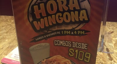 Photo of Wings Joint Las Alitas at Calzada De Los Jinetes, Atizapan de Zaragoza, MEX, Mexico