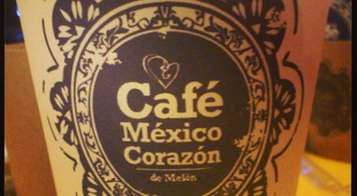 Photo of Coffee Shop Café México Corazón de Melón at Chihuahua, Mexico