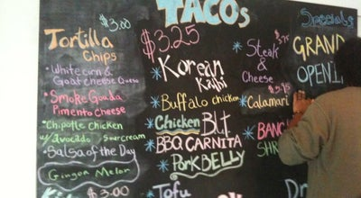 Photo of Taco Place Off The Hook Taco Emporium at 124 Hay St, Fayetteville, NC 28301, United States