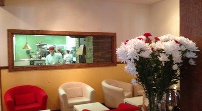 Photo of Italian Restaurant Figaredos at 190 E Main St, Abingdon, VA 24210, United States