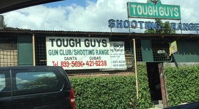 Photo of Gun Range Tough Guys shooting range at Philippines