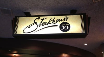 Photo of Steakhouse Steakhouse 55 at 1150 W Magic Way, Anaheim, CA 92802, United States