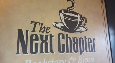 Photo of Cafe Next Chapter Bookstore Bistro at 141 E Main St, Northville, MI 48167, United States