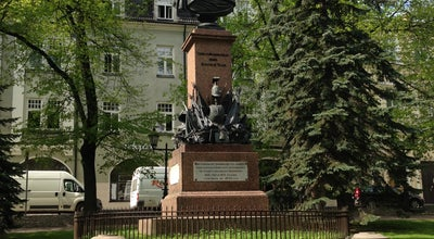 Photo of Monument / Landmark Barclay de Tolly monument at Tartu, Estonia