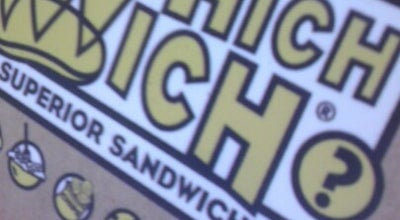 Photo of Sandwich Place Which Wich? Superior Sandwiches at 16620 Cranlyn Rd, Huntersville, NC 28078, United States