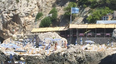 Photo of Beach La Fontelina at Località Faraglioni, Capri 80073, Italy