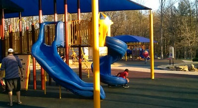 Photo of Playground Brook Run Kids Park at 4770 N Peachtree Rd, Atlanta, GA 30338, United States